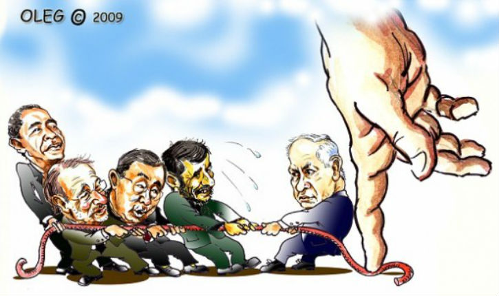 Israël, vainqueur involontaire des guerres islamistes