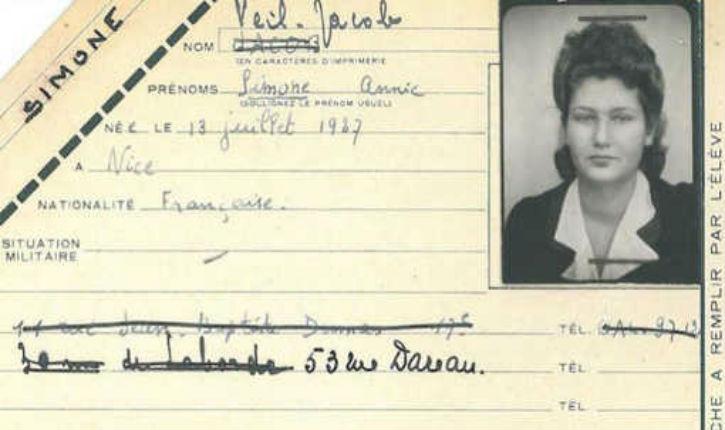 Document inédit : «Ce que j'ai pu observer en Allemagne au sujet de la race juive» : le témoignage de Simone Veil à l'âge de 20 ans