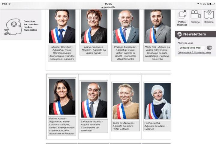 Argenteuil (95) : Nouvelle polémique à propos de l'élue voilée des Républicains