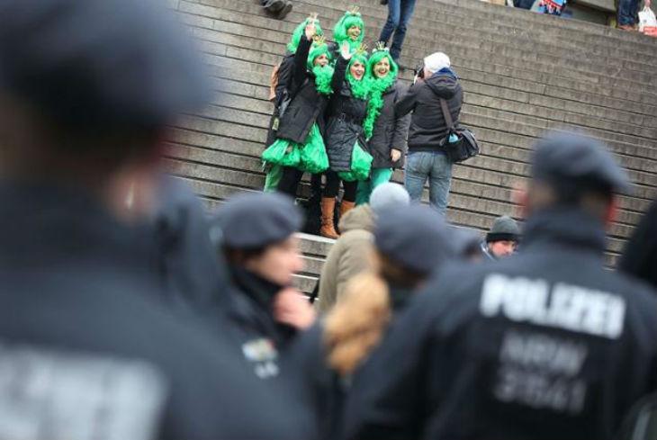 Carnaval de Cologne : Dès la première journée, déjà 22 plaintes pour agression sexuelle commise par des migrants musulmans