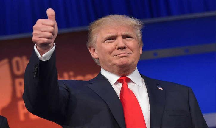 Donald Trump ouvre un QG de campagne en Judée-Samarie