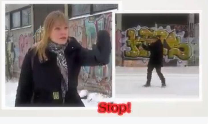 Finlande : le gouvernement diffuse une vidéo montrant aux femmes comment se protéger du viol