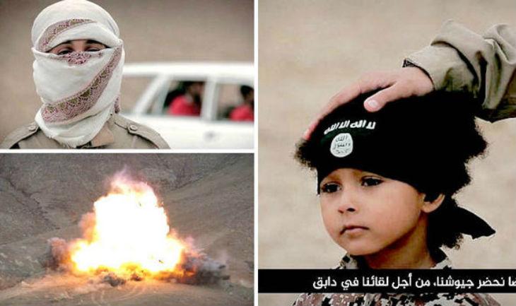 Nouvelle barbarie islamiste : Isa Dare, un enfant britannique de 4 ans enrôlé par Daesh, fait exploser une voiture avec des otages à l'intérieur – Vidéo