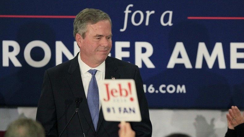 Primaire américaine: Jeb Bush se retire de la campagne électorale alors que Trump remporte la victoire en Caroline du Sud