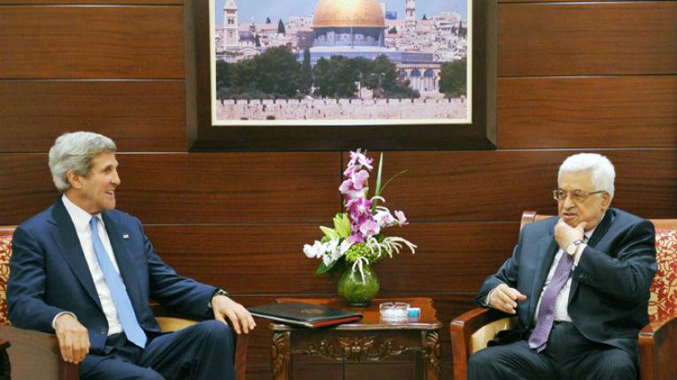 John Kerry réclame de Mahmoud Abbas une baisse de la violence