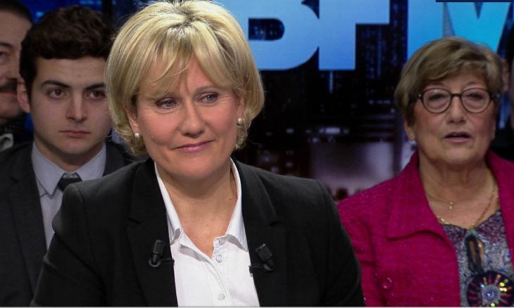 Nadine Morano à propos des migrants de Calais « On les renvoie chez eux »
