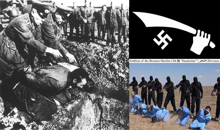Les musulmans savent, les nazis ne savaient pas. Ils doivent prendre position. Alain Wagner