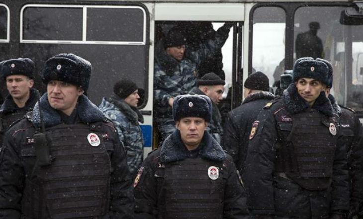 Russie : Sept djihadistes de l'Etat islamique arrêtés. Ils prévoyaient des attentats dans plusieurs villes