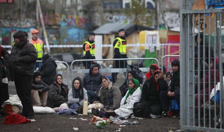 Suède : Cinq migrants arrêtés pour l'agression sexuelle d'une jeune adolescente de 15 ans