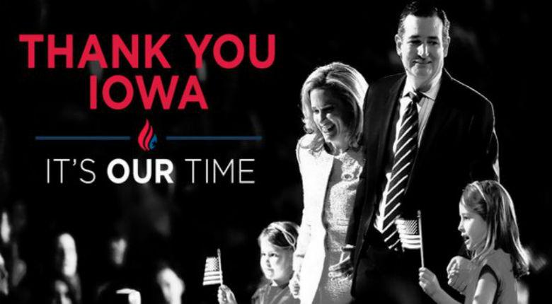 Election américaine : les leçons du vote de l'Iowa