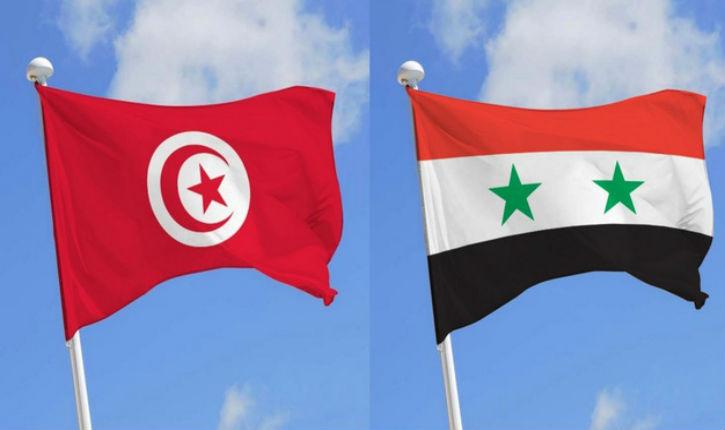 La Tunisie veut rétablir ses relations avec le régime syrien, et pas avec Israël