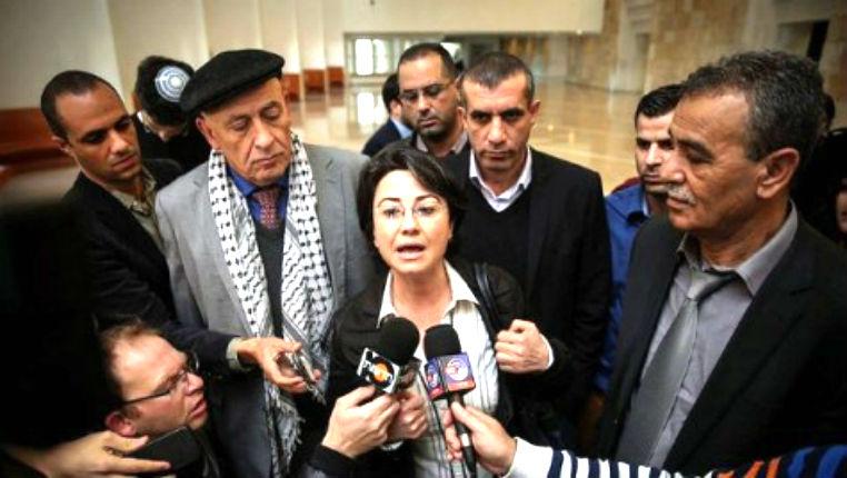 Israël: Les 3 députés arabes suspendus justifient les terroristes et les décrivent comme «des fils précieux et des martyrs»