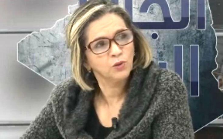 La politicienne féministe algérienne Aouicha Bekhti : «L'Algérie est un pays amazigh, non arabe»