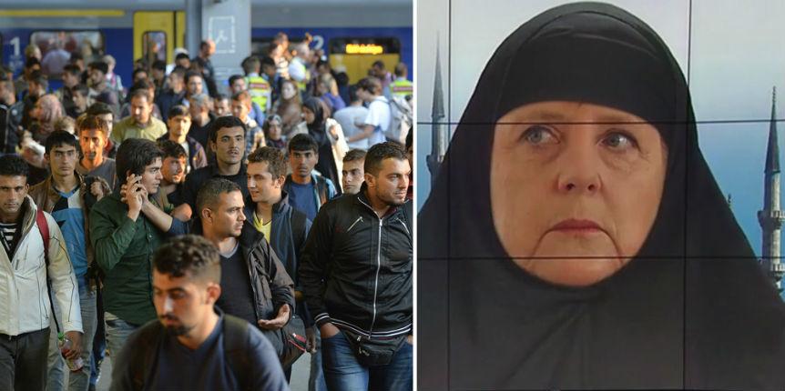 Plus de la moitié des Allemands craignent l'«islamisation» de leur pays