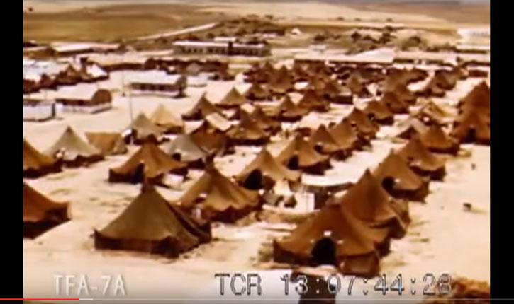 Israel 1951, une vidéo d'Air France permet une visite du pays à ses débuts