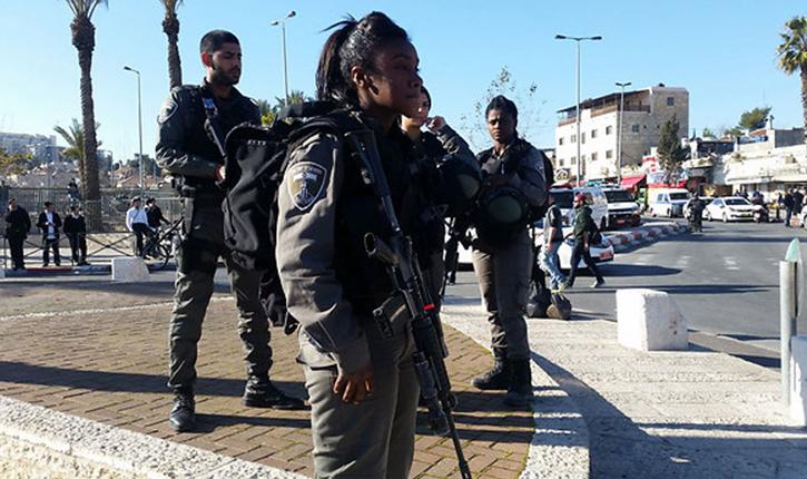 Jérusalem: attaque coordonnée arabe contre la population, la Police israélienne abat les jihadistes