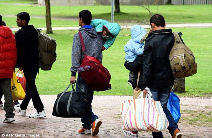 Déçus par la vie en Belgique, des migrants rentrent volontairement à Bagdad