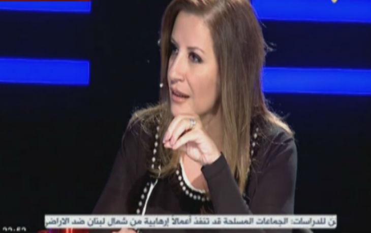 Liban: Une politicienne, Vera Yammine, nie l'Holocauste à la TV et affirme que «Le sionisme a pris le contrôle de l'Occident et prendra bientôt celui de l'Orient»