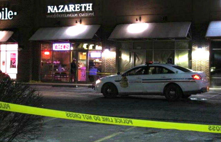 Etat Unis: Attaque terroriste à la machette dans un restaurant israélien à Columbus. Un musulman blesse 4 personnes. Il est abattu par la police