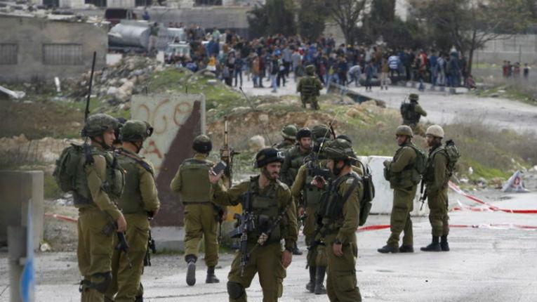 Judée Samarie : Un soldat israélien blessé après une attaque au couteau par un terroriste arabe