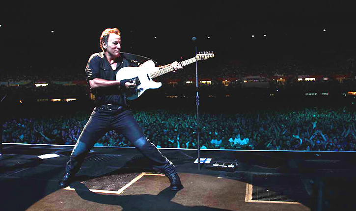 Bruce Springsteen attendu en Juillet en Israel pour un concert très grand format