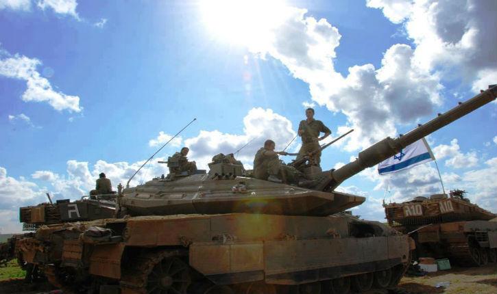 armée israélienne puissance