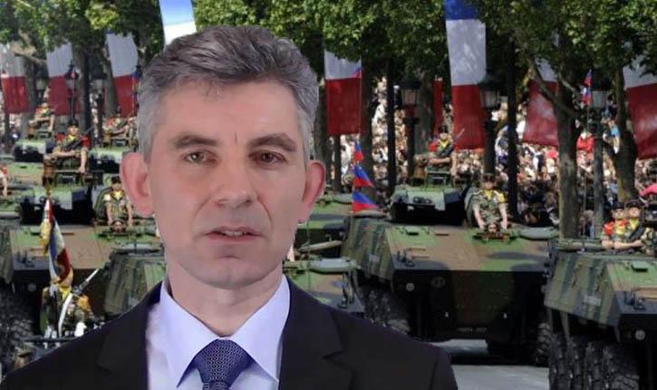 La France est-elle réellement en guerre ? par Alain Wagner