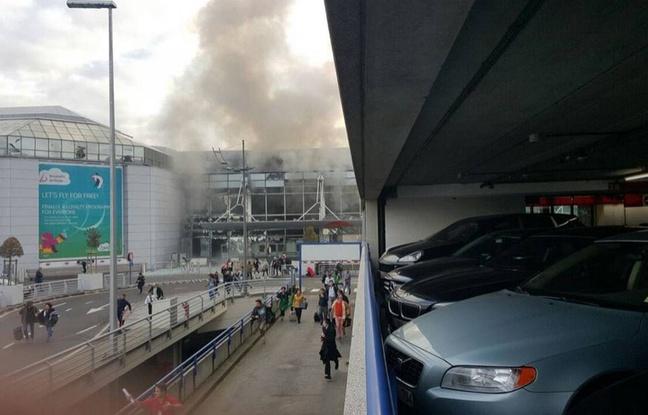 Attentats de Bruxelles: au moins 50 sympathisants de l'Etat islamique possédant un badge d'accès aux pistes et aux avions au sein de l'aéroport de Zaventem