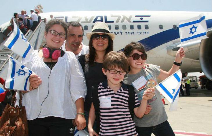 Aliyah : L'année 2016 sera une nouvelle année record, plus de 10.000 Juifs de France sont attendus en Israël