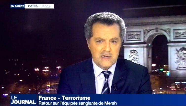 Vidéo – Arié Bensemhoun, ancien président de la communauté juive de Toulouse, revient sur l'équipée sanglante de Merah