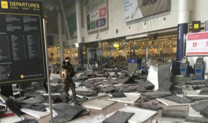 Bruxelles: Les Belges avaient choisi d'ignorer l'avis d'experts israéliens venus inspecter le dispositif sécuritaire de l'aéroport