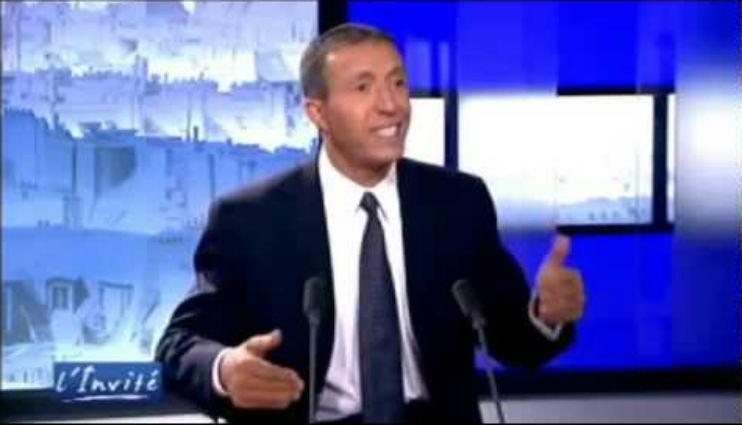 Azouz Begag met les pieds dans le plat «On nous fait croire depuis 40 ans que les musulmans sont 5 millions. Il y a 15 à 20 millions de musulmans en France» – vidéo