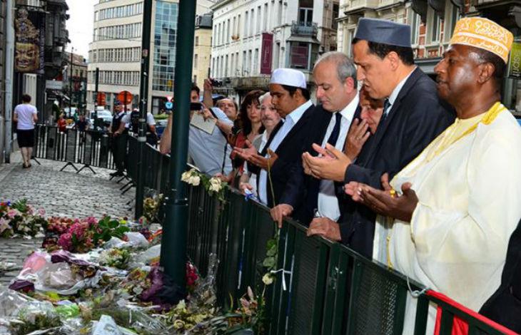 Communiqué de l'Imam Hassen Chalghoumi : «  La Conférence des imams condamne les attentats de Bruxelles et demande l'exclusion des lieux de culte de toute personne tenant des propos extrémistes, racistes, antisémites »