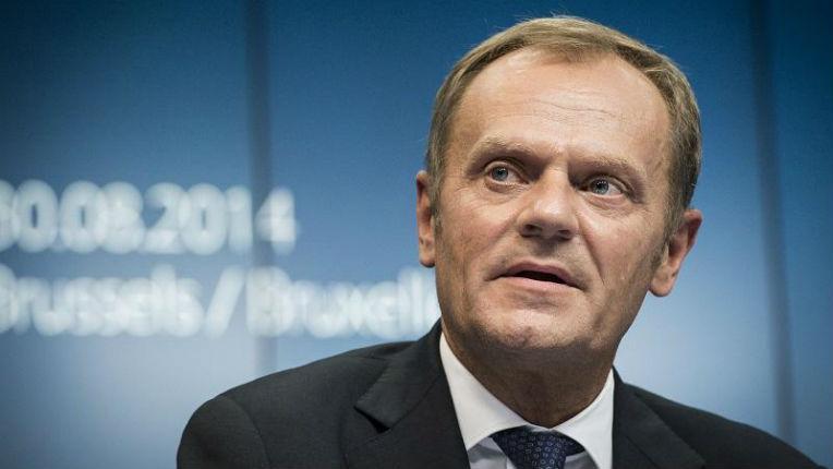 Le président du Conseil européen Donald Tusk aux migrants économiques: «Ne venez pas en Europe»
