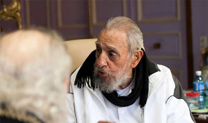 Alors que Barack Obama a prononcé un «discours mielleux» à la Havane, Fidel Castro ironise «Chacun de nous a frôlé l'infarctus en écoutant ses paroles»