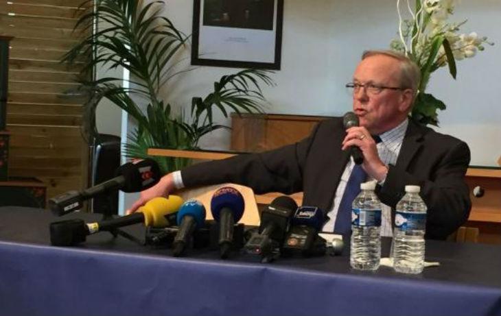 « Argenteuil n'est pas Molenbeek », assure le maire Georges Mothron (LR)