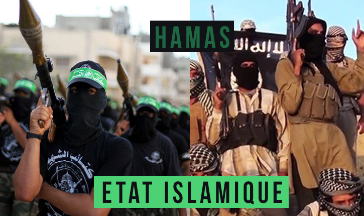L'Egypte furieuse contre le Hamas: la collaboration avec Daech se poursuit
