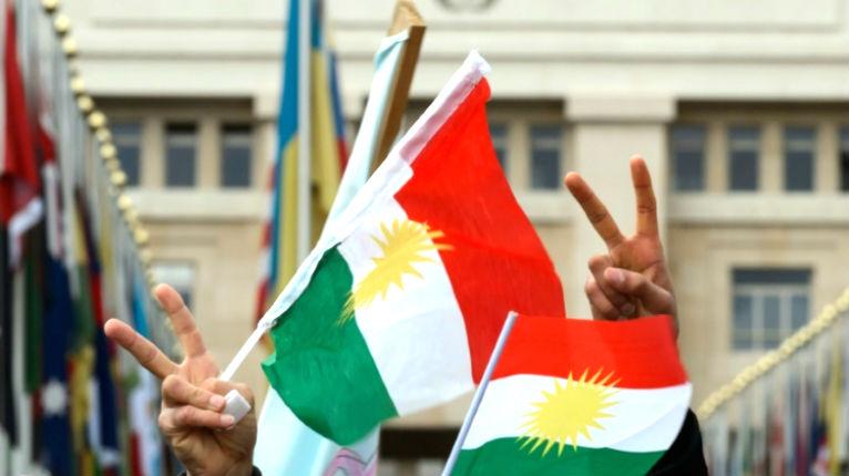 Kurdistan vs Palestine par François Margolin