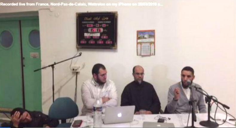 L'imam salafiste de Brest invité à la mosquée de Roubaix « Je suis musulmane et profondément choquée que ces personnes viennent à Roubaix répandre la haine de la France ! »