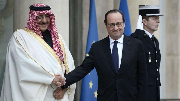 Révélations sur l'histoire de la Légion d'honneur au prince saoudien: Le silence médiatique était planifié par le Quai d'Orsay