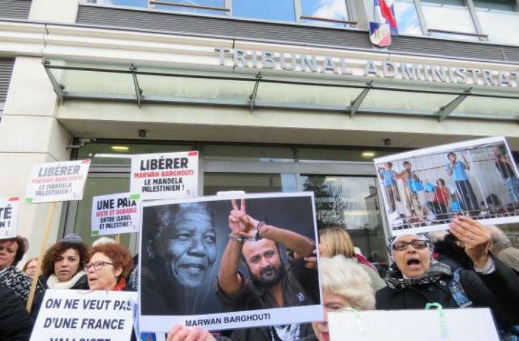 Stains : Au tribunal, le maire communiste anti-israélien, Azzedine Taïbi, fait l'apologie du terroriste assassin d'enfant Marwan Barghouti et le compare à Nelson Mandela