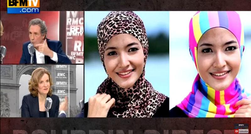 Nathalie Kosciusko-Morizet : « Le foulard islamique est un effacement du corps de la femme »