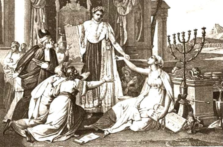 Histoire : Napoléon et la question juive