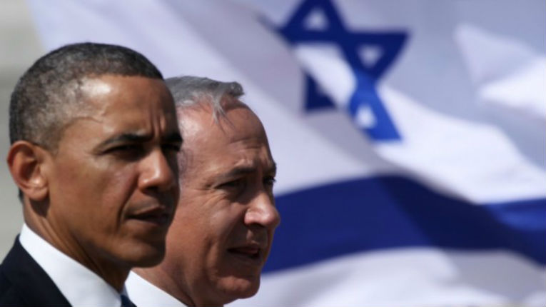 Pour Obama «Netanyahu est le plus décevant de tous les dirigeants du Moyen Orient»