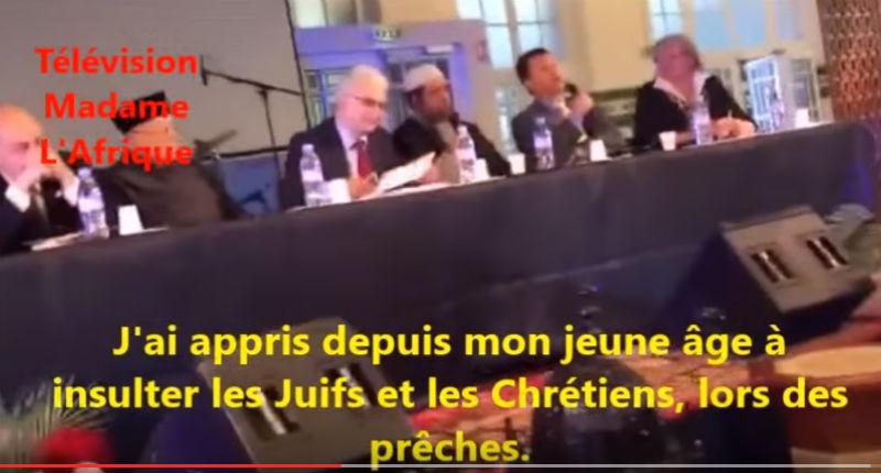 La vidéo que les islamistes veulent faire retirer de Youtube: Rachid Birbach, ex-musulman et imam, » J'aime les miens, je veux qu'ils se réveillent pour quitter cette religion qui les opprime…»