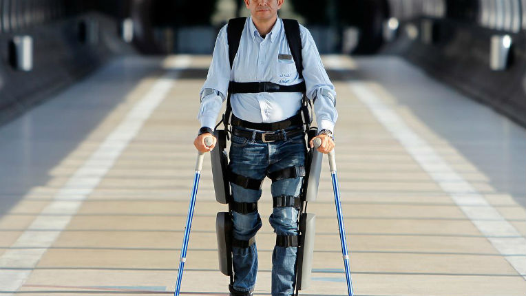 Israël innovation : Succès remarquable des exosquelettes robotiques israéliens