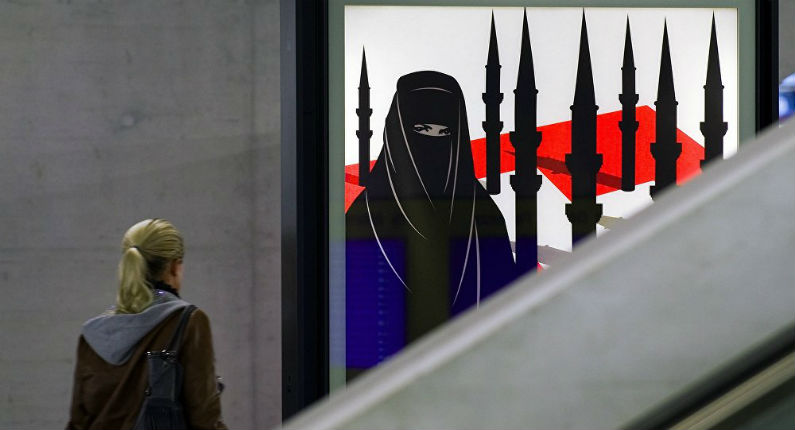 Suisse : Une initiative populaire pour interdire sur le territoire le port de la burqa