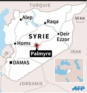 Palmyre, cité mythique du désert