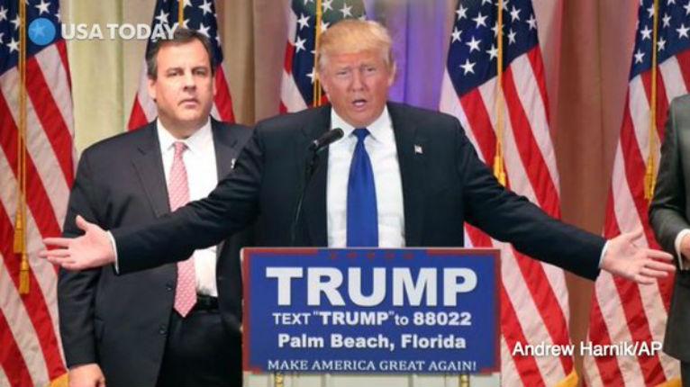 Avec les résultats du Super Tuesday, Donald Trump écrase ses adversaires républicains