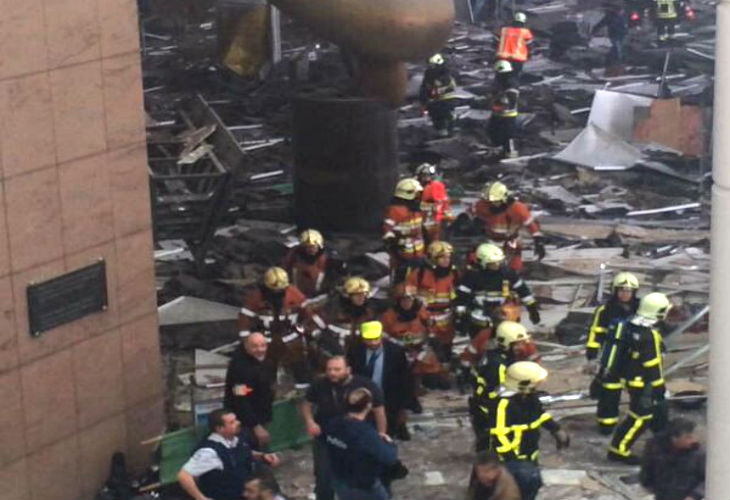 Attentats de Bruxelles: Deux israéliens parmi les blessés de l'aéroport